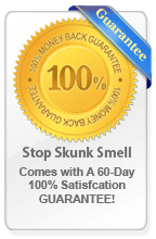 Skunk Free Guarantee